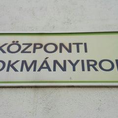 Photo taken at Központi Okmányiroda by Nikol N. on 4/19/2015