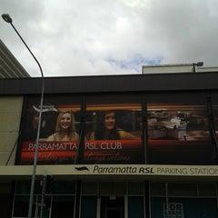 Photo taken at Parramatta RSL by Sean S. on 12/14/2013