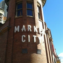 Photo taken at Market City by Sean S. on 7/22/2013