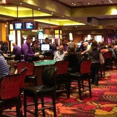 Photo taken at Seminole Casino Coconut Creek by Nancy L. on 12/24/2012