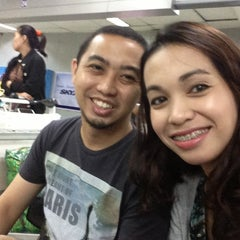Photo taken at NAIA Terminal 4 (Central Paging Counter) by Julie Ann D. on 6/16/2013