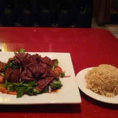 Photo taken at Âu Lạc - Vietnamese Humanese Cuisine by Adrianna L. on 5/11/2013