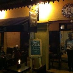 Photo taken at Pedlars Inn Cafe by Cameron C. on 5/9/2013