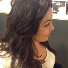 Photo taken at Drybar by Patricia Lynn Laas Hair Co. L. on 4/1/2014