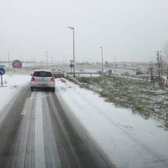 Photo taken at Auchan Pilis by Ferenc S. on 12/23/2012