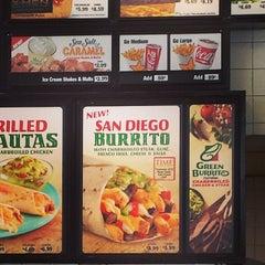 Photo taken at Carl's Jr. / Green Burrito by @SDWIFEY on 4/29/2014