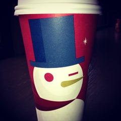 Photo taken at Starbucks by Amanda A. on 12/24/2012