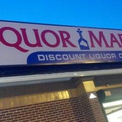 Photo taken at Liquor Mart by Kim G. on 11/26/2012