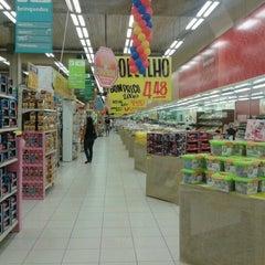 Photo taken at Hiper Bompreço by Elenildo M. on 10/2/2012