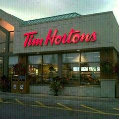 Photo taken at Tim Hortons by Doug T. on 9/21/2012