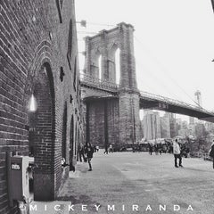 Photo taken at Brooklyn Bridge Park by Mickey M. on 4/21/2013