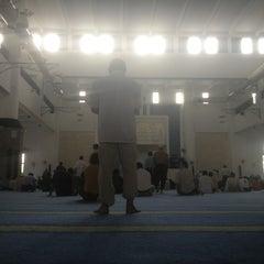 Photo taken at Masjid UNITEN by Norfirdaus H. on 2/8/2013