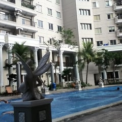 Photo taken at Waterplace Swimming Pool by Isty S. on 2/3/2013