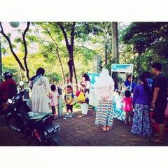 Photo taken at Taman Hutan Tebet by Triono A. on 6/6/2015