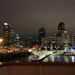 Photo taken at Flagship Cruises & Events by Kris V. on 7/5/2015