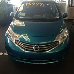 Photo taken at AutoNation Nissan Tempe by Michael T. on 7/1/2013
