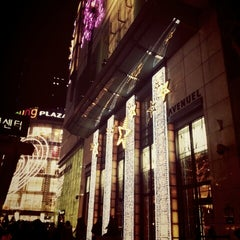 Photo taken at 롯데백화점 (LOTTE Department Store) by Seunghyun C. on 12/18/2012