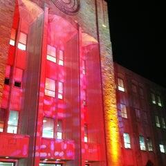 Photo taken at St. John's University by John K. on 12/7/2012
