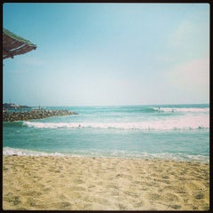 Photo taken at Playa San Bartolo by Grisell S. on 4/14/2013