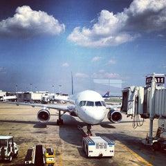 Photo taken at Philadelphia International Airport (PHL) by Vince L. on 7/16/2013