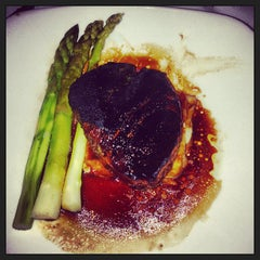 Photo taken at Besh Steak by Jay on 5/12/2013