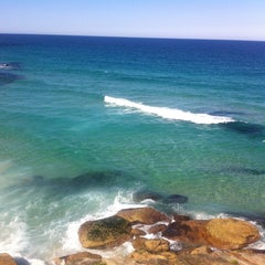 Photo taken at Tamarama Beach by Jess N. on 9/23/2013