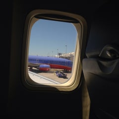 Photo taken at Gate 22 by Larry R. on 8/2/2013