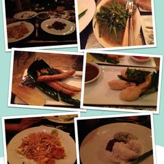 Photo taken at basil Restaurant by youngbae R. on 6/9/2013