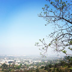 Photo taken at Fryman Canyon by esther j. on 3/16/2013