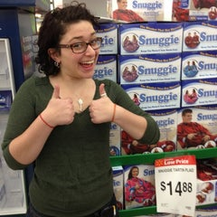 Photo taken at Walmart by Claire C. on 11/25/2012