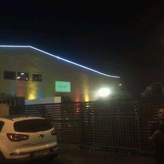 Photo taken at Hangar 11 (האנגר 11) by Ben L. on 10/31/2012