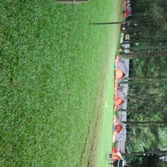 Photo taken at Pine Forest Camp by ndaru on 5/1/2016