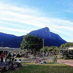 Photo taken at Parque dos Patins by Rodrigo C. on 6/2/2013