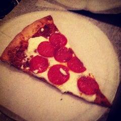 Photo taken at Slice Pizzeria by Kaley S. on 2/17/2013