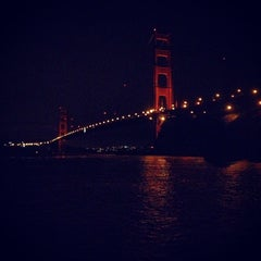 Photo taken at Fort Baker jetty by Kendra L. on 10/6/2012