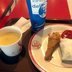 Photo taken at KFC by Andy P. on 7/17/2015
