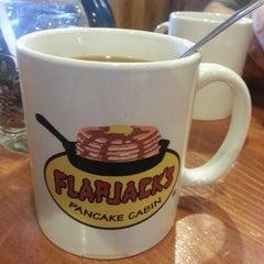 Photo taken at Flapjack Pancake House by Nina C. on 5/19/2013