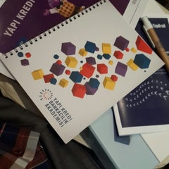 Photo taken at Yapı Kredi Bankacılık Üssü by Serden Y. on 5/20/2013