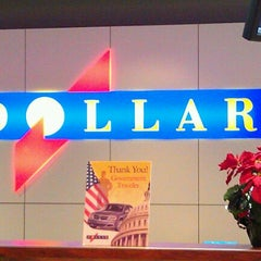Photo taken at Dollar Rent A Car (EWR) by Kim S. on 12/22/2012