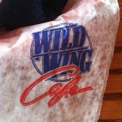 Photo taken at Wild Wing Cafe by Brandon L. on 6/26/2013