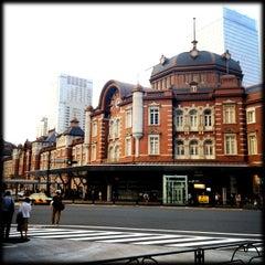 Photo taken at 東京駅 (Tokyo Sta.) by _douraku on 6/29/2013