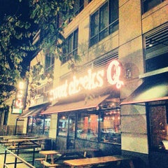 Photo taken at Sweet Cheeks by Alex T. on 10/19/2012