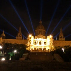 Photo taken at Museu Nacional d'Art de Catalunya (MNAC) by Marat K. on 1/20/2013