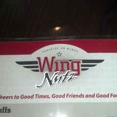 Photo taken at Wing Nutz by Steve S. on 10/25/2012