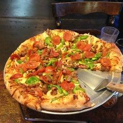 Photo taken at Vincenzo's Pizza by Rodney R. on 3/11/2013