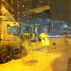 Photo taken at Hilton Brussels City by Casper R. on 1/14/2013