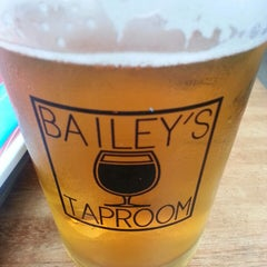 Photo taken at Bailey's Taproom by Jam on 5/19/2013
