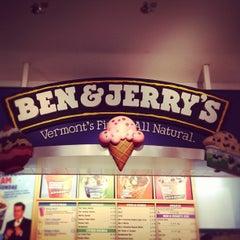 Photo taken at Ben & Jerry's by Sigrún Þöll Þ. on 9/20/2012