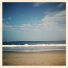 Photo taken at Playa Vichayito by Victor M. on 1/29/2013