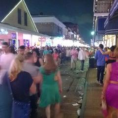 Photo taken at Blue Orleans Bourbon Street by Drew B. on 5/24/2015